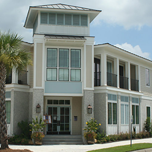 Mixed Use at Bluffton Village