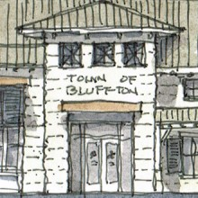 Bluffton Town Hall Renovation
