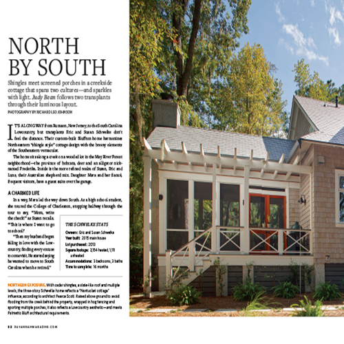 North by South, Savannah Magazine