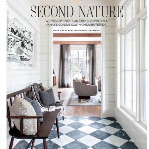Second Nature, LUXE MAGAZINE